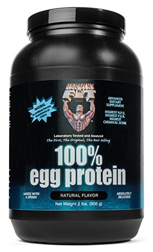100% Egg Protein Natural Flavor 2 Pounds