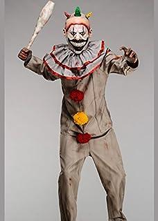 Magic Box American Horror Story Twisty El Traje de Payaso con máscara de Lujo Small (