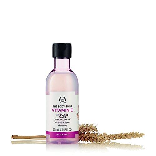 The Body Shop Vitamin E Hydrating Toner, Paraben-Free, 8.4 Fl. Oz.