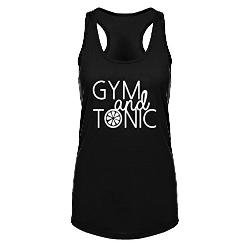 Tonic Top - Womens Gym and Tonic New Design Fitness Workout Racerback Tank Tops