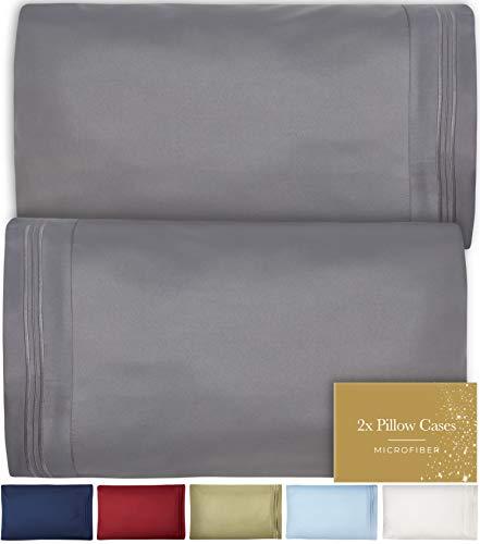 Queen Pillow Cases Set of 2 (20x30)