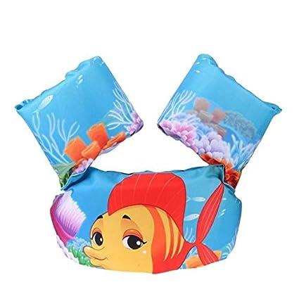 Amazon.com: Capcha-Shop – Chaleco salvavidas para bebés de 1 ...
