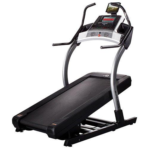 41zmiFWdFXL - NordicTrack X11i Incline Trainer Treadmill_Black; Silver
