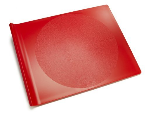 (Preserve Eco-Friendly 9.5-by-7.5-Inch Cutting Board, Red by Preserve)