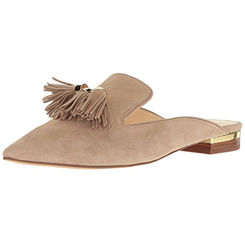 Mule On Mavirs Natural Toe Slip Slides Tassels Pointed Slipper Backless Womens Loafers Shoes xZXrXwHdqg