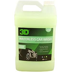 Waterless Car Wash 1 Gallon