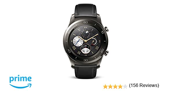 HUAWEI Watch 2 - Smartwatch Android (Bluetooth, WiFi) Color Gris (Titanium): Amazon.es: Electrónica