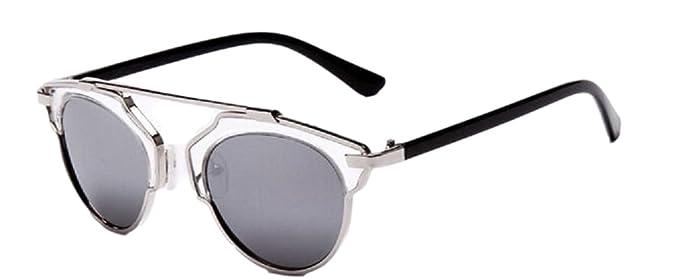 b442aacb8 Rihanna Celebrity Inspired Fashion Shades Sunglasses (Mirror):  Amazon.co.uk: Clothing