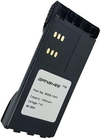 Motorola HNN9008 HNN9008AR 7.2V Ni-Mh 1300mAh Battery for PR860 MTX8250LS HT750