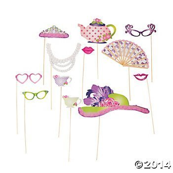Fun Express Tea Party Stick (Tea Party Games)