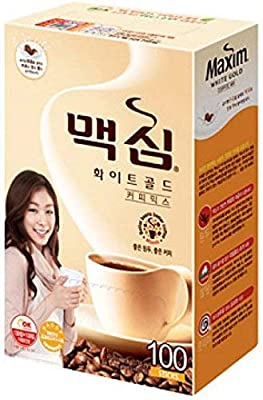 Maxim White Gold Instant Coffee by Maxim