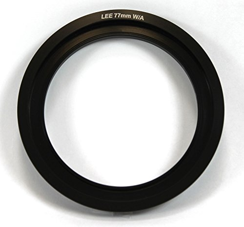 Lee Filters 77mm wide angle adapter ring from LEE