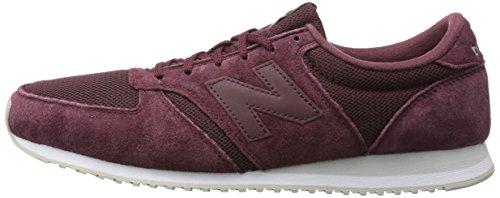 Unisexe Adulte De New Pied Chaussures Course Rouge U420 Balance HHUYR