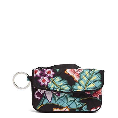 5 Id Wallet Case - Vera Bradley Iconic Jen Zip ID,  Signature Cotton, One Size