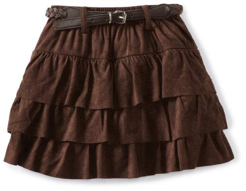My Michelle Big Girls' Tiered Skirt