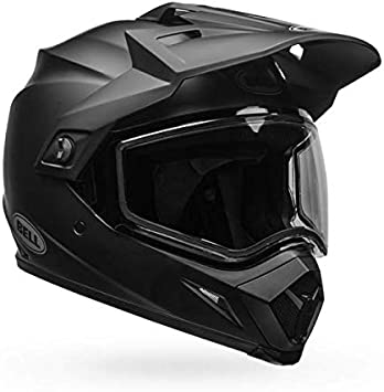 Bell MX-9 Adventure Snow Double Lens Motorcycle Face Shield