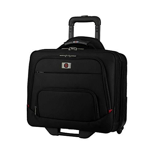 "Wenger Spheria 16"" Rolling Laptop Case - Black (16"")"
