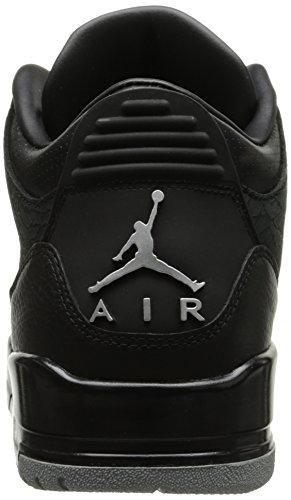 AIR JORDAN 3 RETRO BLACK FLIP - 315767-001 - US Size