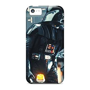 Diycase Awesome Star Wars Movies Darth Vader Flip 5yVUPI774VB case covers With Fashion Design For Iphone 6 plus 5.5''