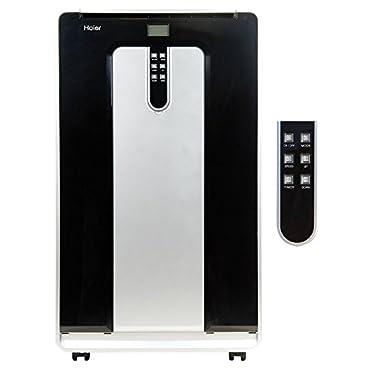 Haier HPND14XCT 14, 000 BTU 115V Dual-Hose Portable