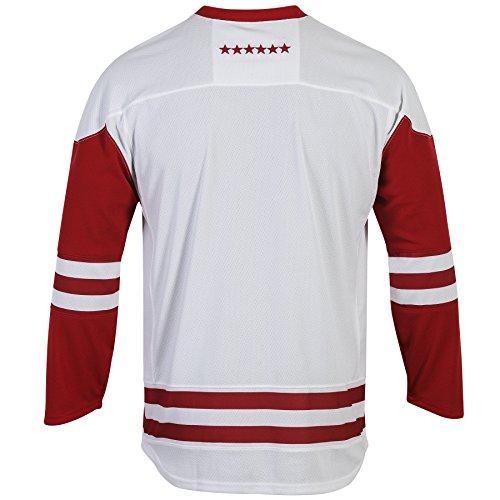 a8292a301 Amazon.com   NCAA Wisconsin Badgers Men s Hockey Jersey