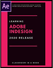 Paperback - Learning Adobe InDesign: Adobe InDesign Classroom in a Book 2020 release