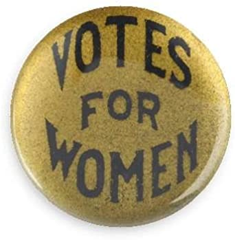 Amazon Com Votes For Women Pin Back Button Magnet 1 5 Inch