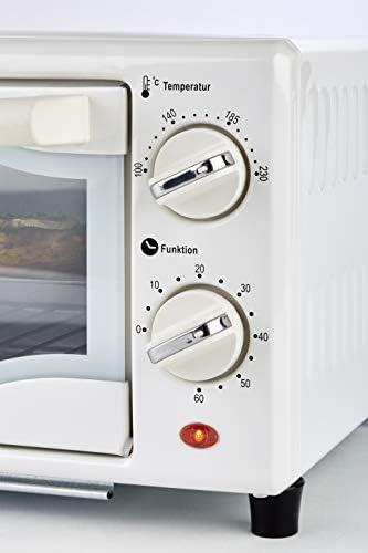 KORONA K57165 Mini-four électrique Blanc 10 L 800 W