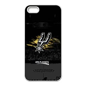Personal Customization san antonio spurs Hot sale Phone Case for iPhone 5S