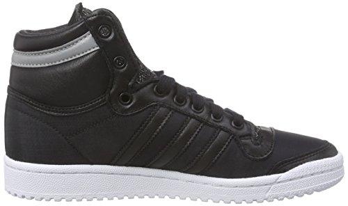 Noir White ftwr Ten Baskets Black core Schwarz Adidas Basses Adulte Hi Winterized Black Top Mixte core ZxCq6H8