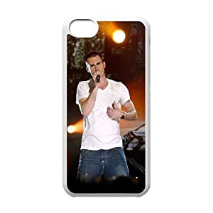 LJF phone case C-EUR Print Adam Levine Pattern Hard Case for iphone 5/5s