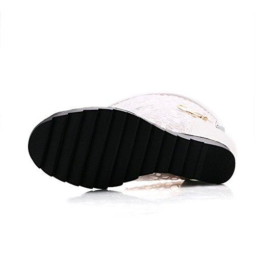 1TO9 Sandalias de vestir para mujer blanco