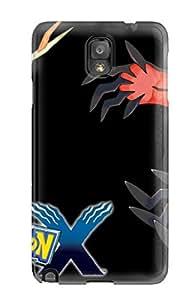 New Tpu Hard Case Premium Galaxy Note 3 Skin Case Cover(pokemon Xy)