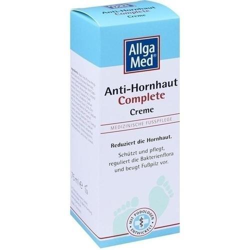 ALLGA MED Anti-Hornhaut Complete Creme 75 ml