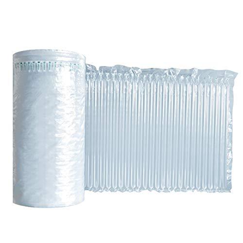 (AirBaker Air Bag Packaging Wrap Rolls Air Cushion Packing Material 11.8