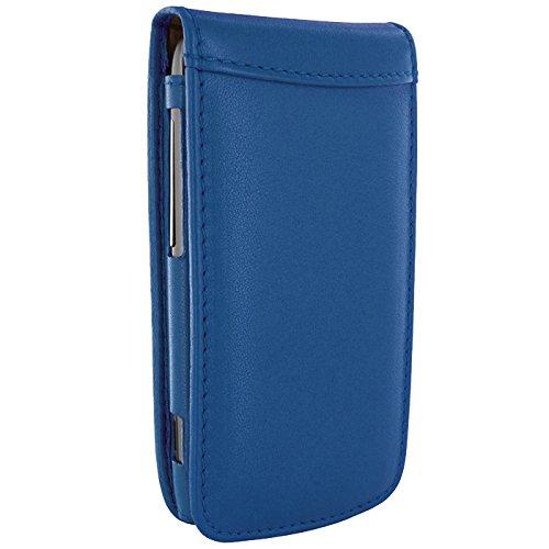 Piel Frama Wallet Case for HTC Sensation 4G - Blue by Piel Frama