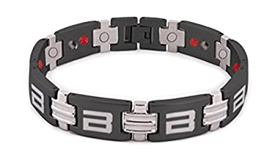Being USA BBS076 Art Steel Bracelet by Being USA