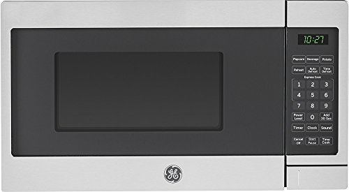 GE JES1072SHSS Countertop Microwave Stainless