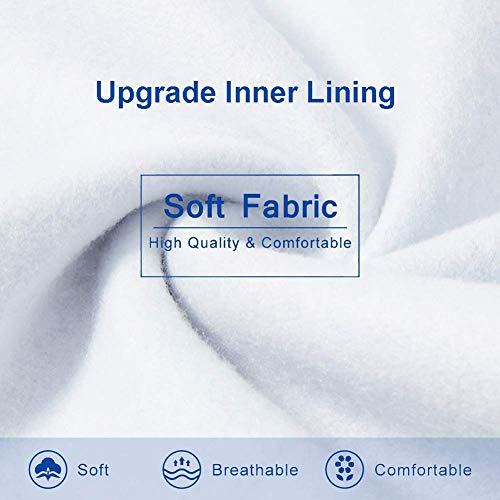 uideazone Unisex 3D Fleece Hoodie Cool Pullover Long Sleeve Hooded Sweatshirts with Big Pockets