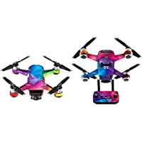 Enjocho Skin Stickers,1PC Waterproof Decal Skins Wrap Sticker Body Protector For DJI Spark Mini Drone