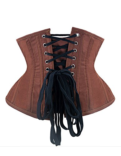Brown Corsetto Burvogue Burvogue Corsetto Donna Corsetto Donna Burvogue Donna Brown Burvogue Brown Donna Corsetto Brown nF5qvw5xI