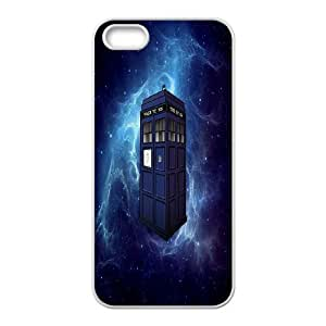 Dr Doctor Who Season Van Gogh Tardis Painting Rubber Case for Iphone 5s/5 Case AML193931