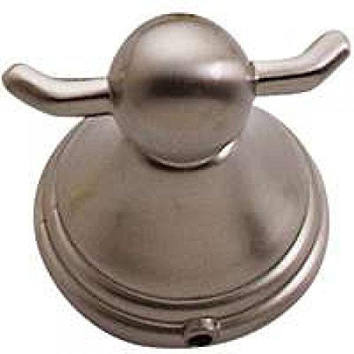 Mintcraft L9353-13-03 L9353-13-03 Nkl Dbl Robe Hook ()