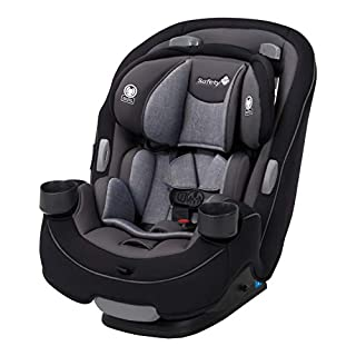 Get the car seat that's built to grow! From your first ride together coming home from the hospital to soccer day car pools, the 3-in-1 Grow and Go Car Seat will give your child a safer and more comfortable ride. Featuring extended use at each stage, ...