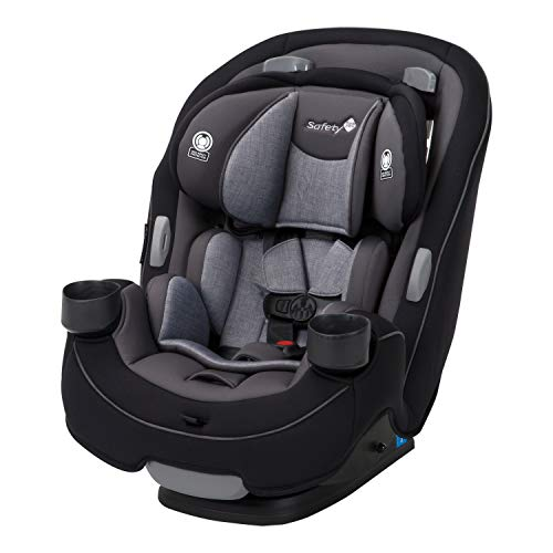 Safety 1st Grow and Go 3-in-1 Convertible Car Seat, Harvest Moon (Best Car Seat For Infant Through Toddler)