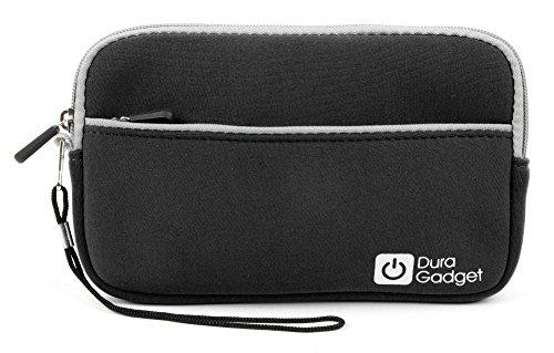 DURAGADGET Black 7'' Water & Scratch-Resistant Neoprene Case - Compatible with Navpal 7'' by DURAGADGET