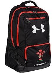 2018-2019 Wales Rugby WRU Hustle Backpack (Black)