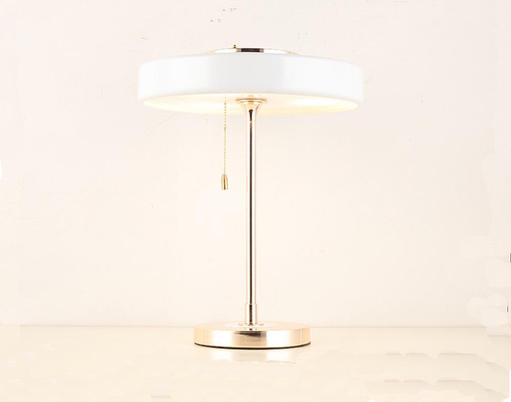 GTB Modernes unbedeutendes unbedeutendes unbedeutendes Wohnzimmer Schlafzimmer Nachttischlampe , high 44cm width 38cm B06XH98HBP   Qualitätskönigin  3797db