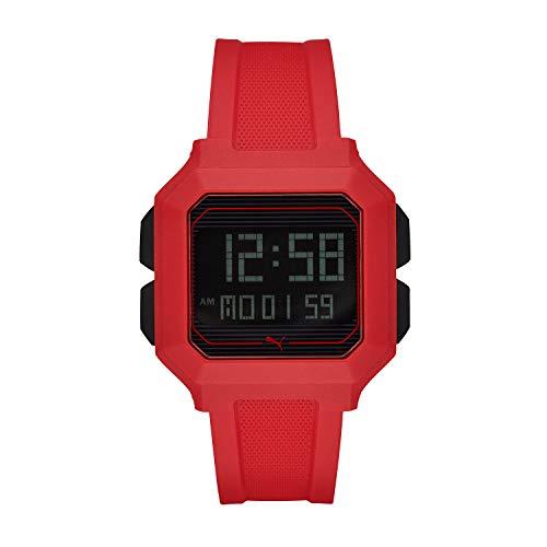 Puma Remix LCD Digital Watch