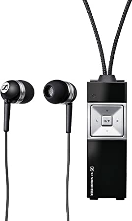 Sennheiser MM 200 - Auriculares (Binaurale, Negro, Bluetooth, 2.0+EDR, 18-22000 Hz, 102 Db): Amazon.es: Electrónica